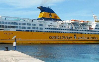 La línea regular entre Ciutadella y Toulon estará operativa en abril